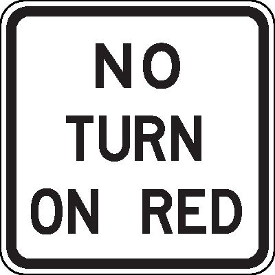 no turn on redとは